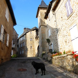Corrèze old town.
