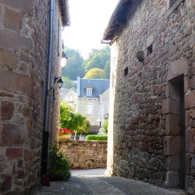 Corrèze old town. Another view.