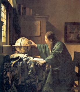 The Astronomer (Louvre)