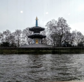 The Peace Pagoda, Batterea Park