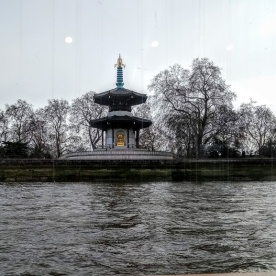 The Peace Pagoda, Batterea Park