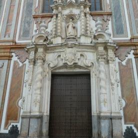 Palacio de la Merced: once a monastery.