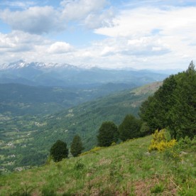 Le cap du Carmil: a favourite walk.