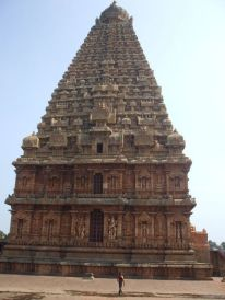 Chola Temple at Thanjavur.
