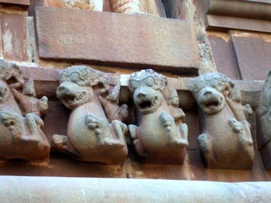 Chola Temple, Thanjavur.