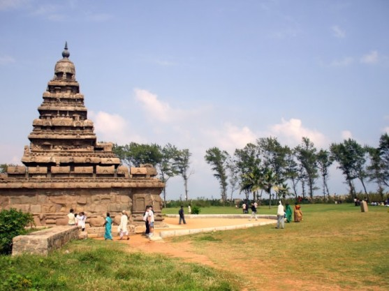 The Shore Temple.