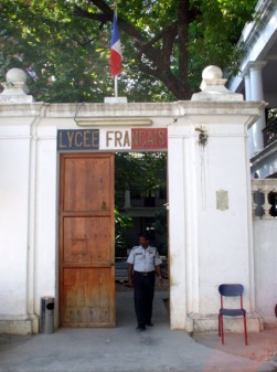 Lycee Francais, Pondicherry