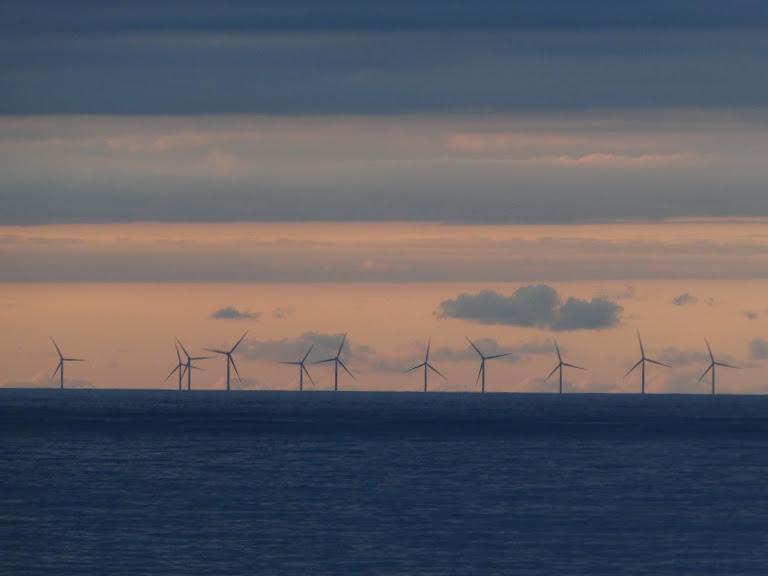 Taken from the Hull-Zeebrugge ferry, July