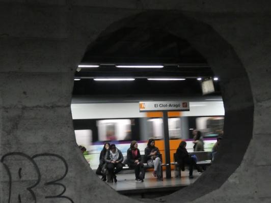 Station, Barcelona