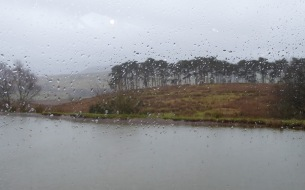 A soggy weekend in Cumbria.