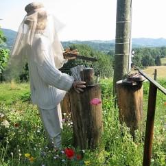 The beekeeper.