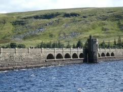 Scar House Dam.