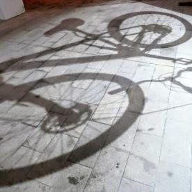 A bike in Barcelona.