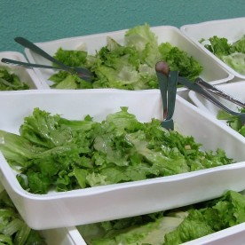 ... or salad.